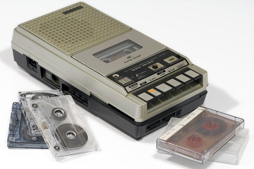 tape-recorder