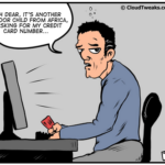 Email Security Comic