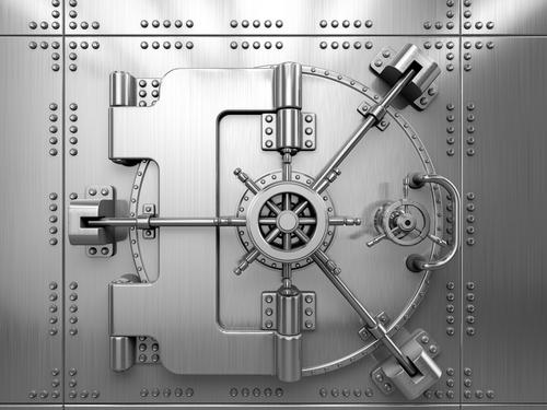 banking-vault