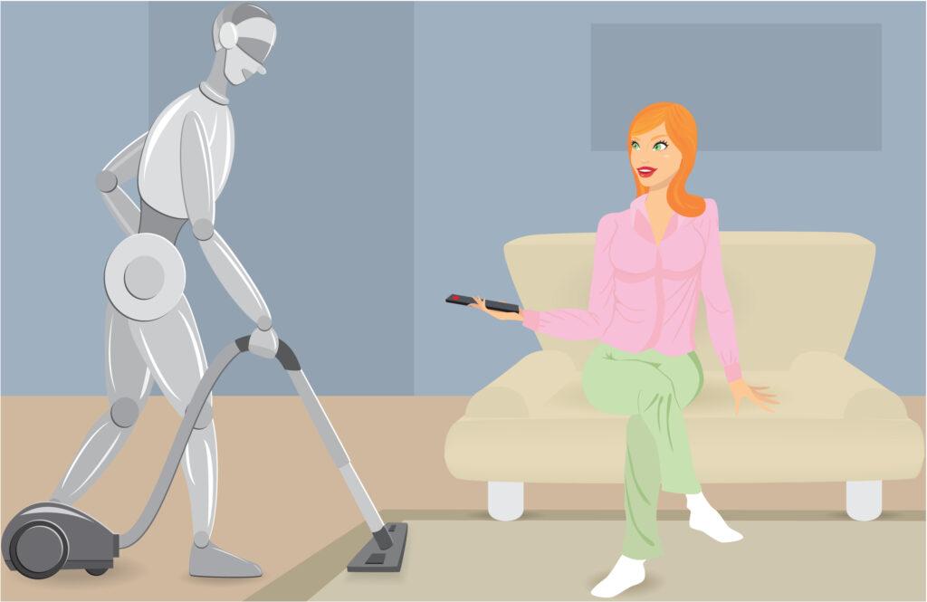 robot-housekeeper