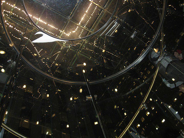 futuristic-elevator