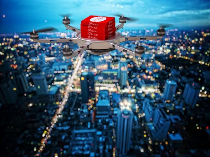 drones-pizza-delivery