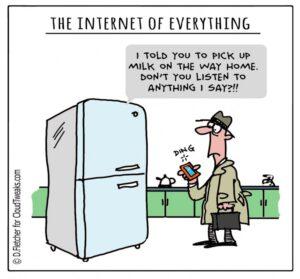 Iot Cloudtweaks Comic