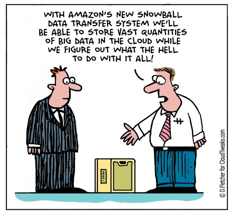 Cloud Amazon Snowball