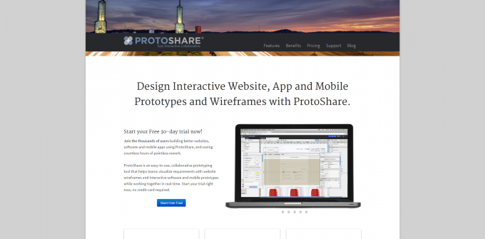 Website-Wireframes-ProtoShare
