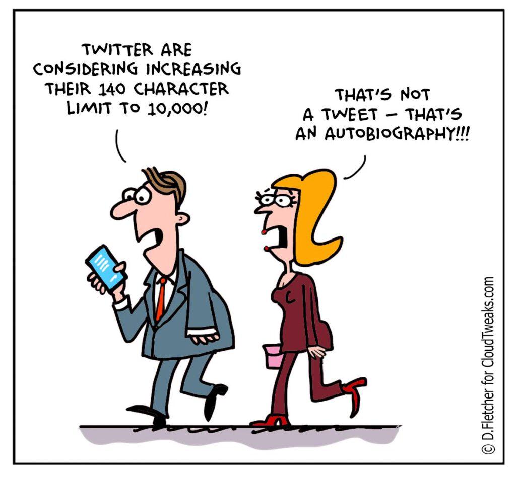 Twitter Cloudtweaks Comics