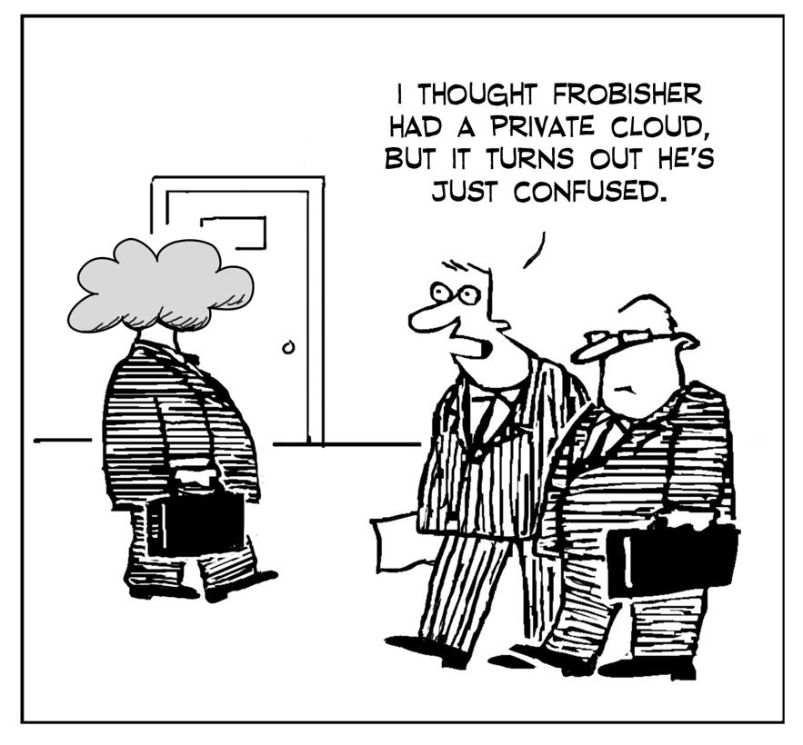 CloudTweaks Comics