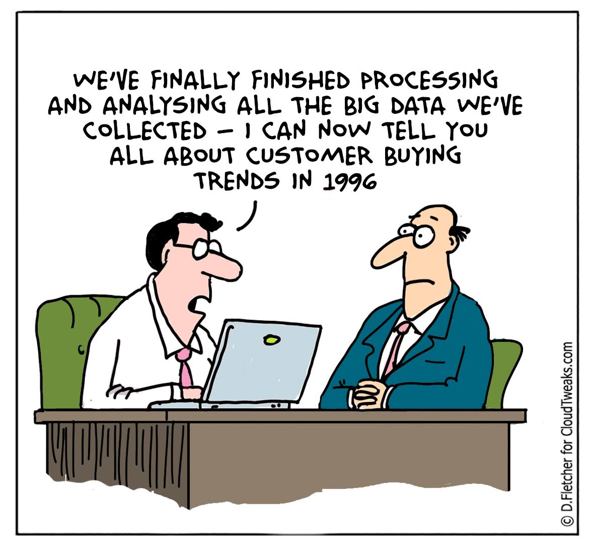 Big Data Comic