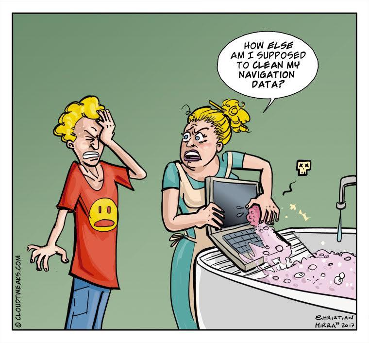 Nav Data Cloudtweaks Comic