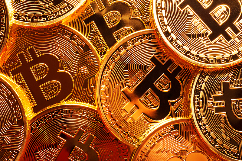 Bitcoin-iStock