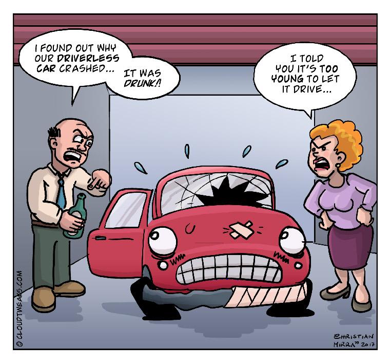 cloudtweaks-comic-driverless