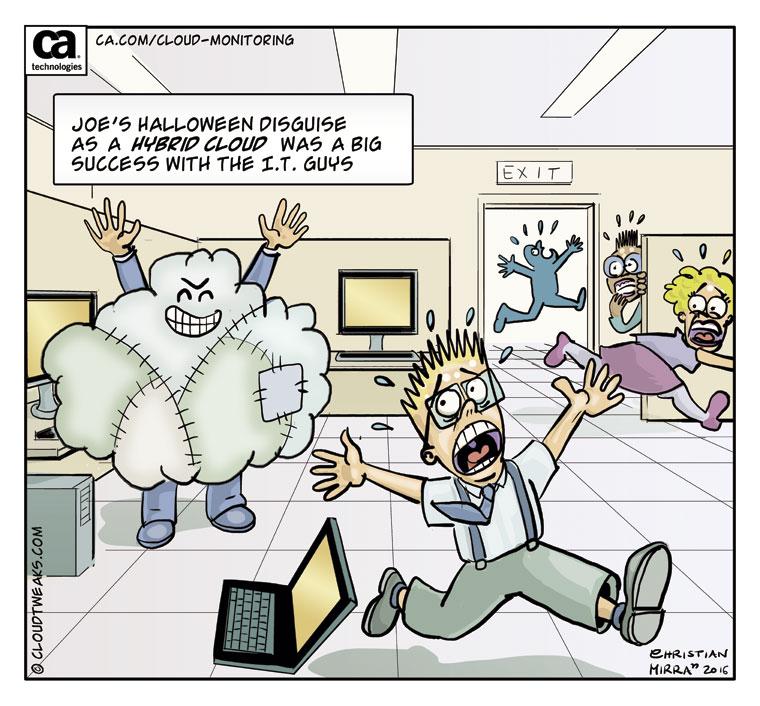 CA Comic