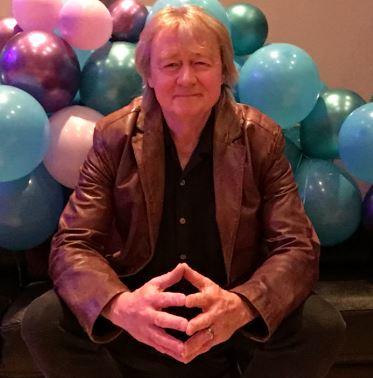 Steve Prentice May 2019