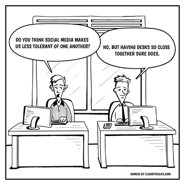 Social Tolerance CloudTweaks