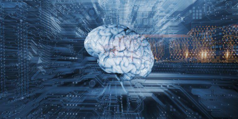 A.i Robot Brain