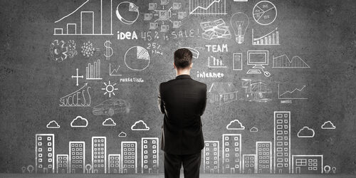 Business Cloud Internet