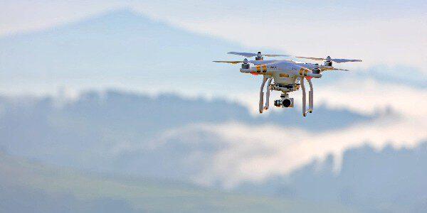 Drones Flight