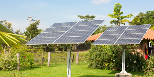 Solar Powered Green