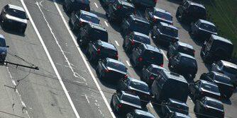 Traffic Bottleneck